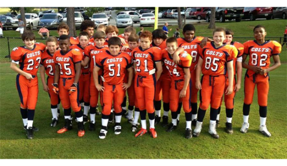 Undefeated 12u Atlanta Colts Play In Championship This