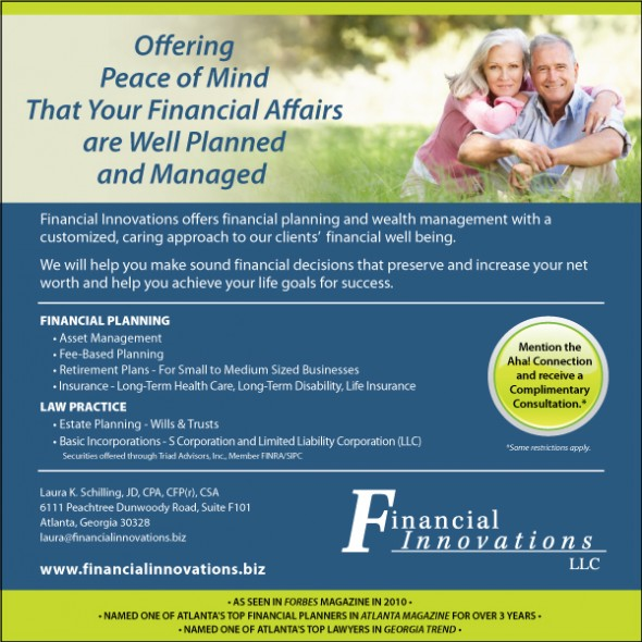 Financial Innovations Ad 2014