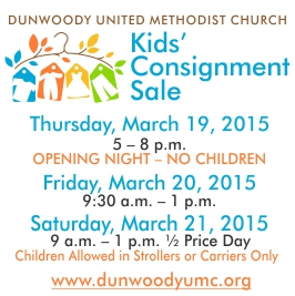 DUMC Consignment larger Banner Spring 2015
