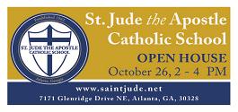 St. Jude Banner 2014