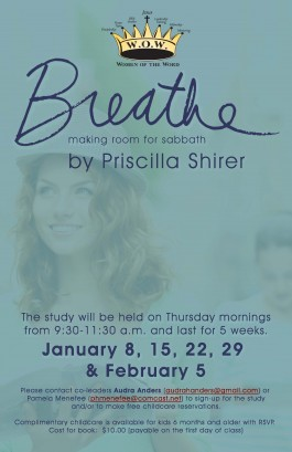 Breathe: Making Room for Sabbath by Priscilla Shirer - YouTube