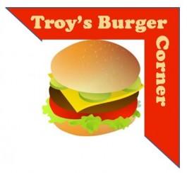 Troy's burger corner