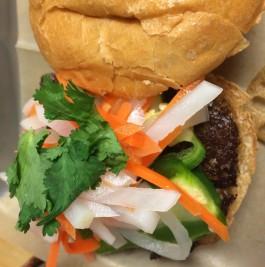 Mom's Saigon Burger