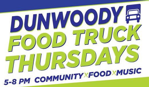 Dunwoody Food Truck Thursday at Brookrun Park
