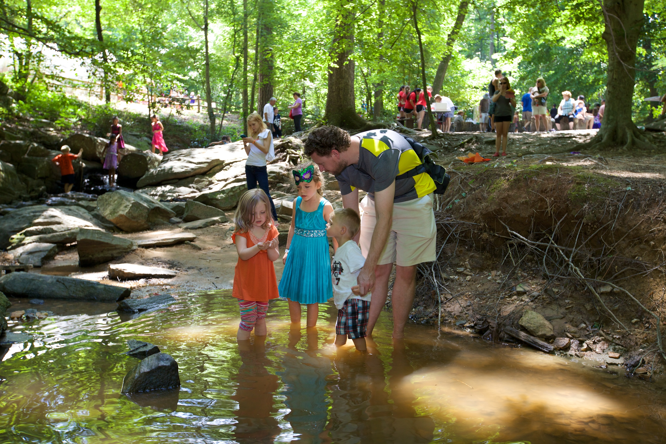 Dunwoody nature receives second national fish and wildlife for National fish and wildlife foundation