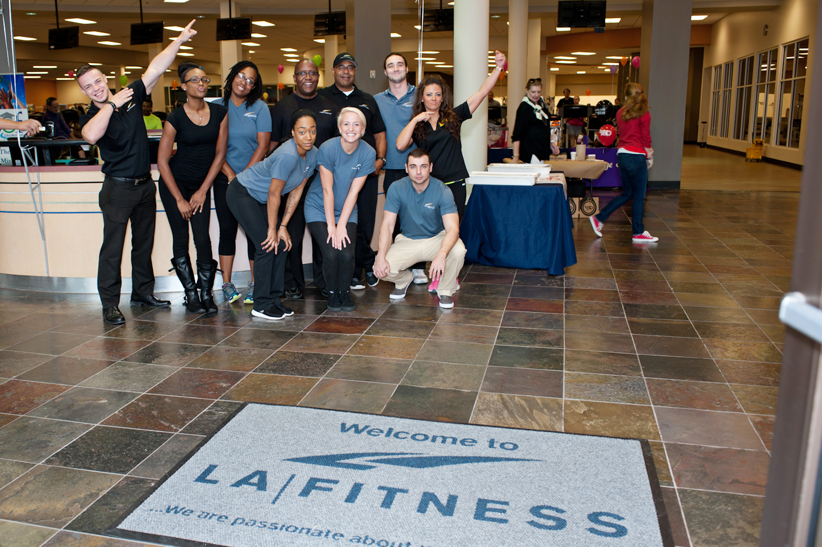 la fitness For the eighth consecutive year, la fitness is supporting augie's quest to help find a cure for als throughout the month of february we're asking all who wish to participate, to donate to this life-changing cause.