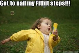 fitbit obsessed