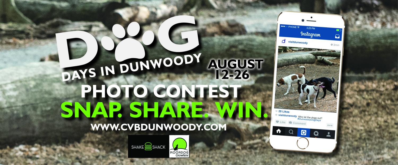 Dunwoody Dog Days Photo Contest