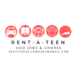 Rent-A-Teen ~ Odd Jobs & Chores