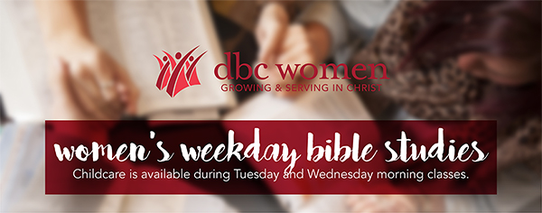 Women's Weekday Bible Studies