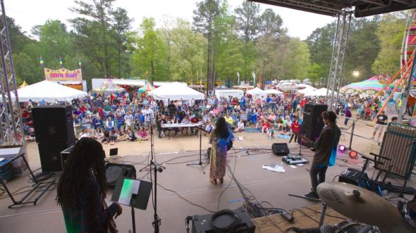 "Fourth Annual ""Dunwoody Idol"" auditions and Battle of the"