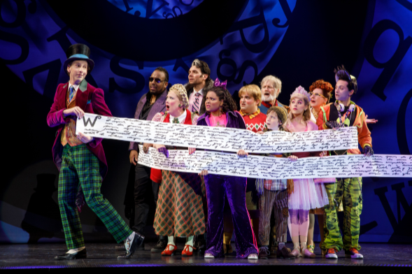 Ronald Dahl's CHARLIE AND THE CHOCOLATE FACTORY at the Fox Theatre