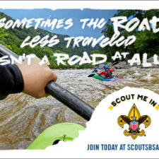 Scouting Open House Tuesday 8/6, 7:30pm at Kingswood UMC Scout Hut