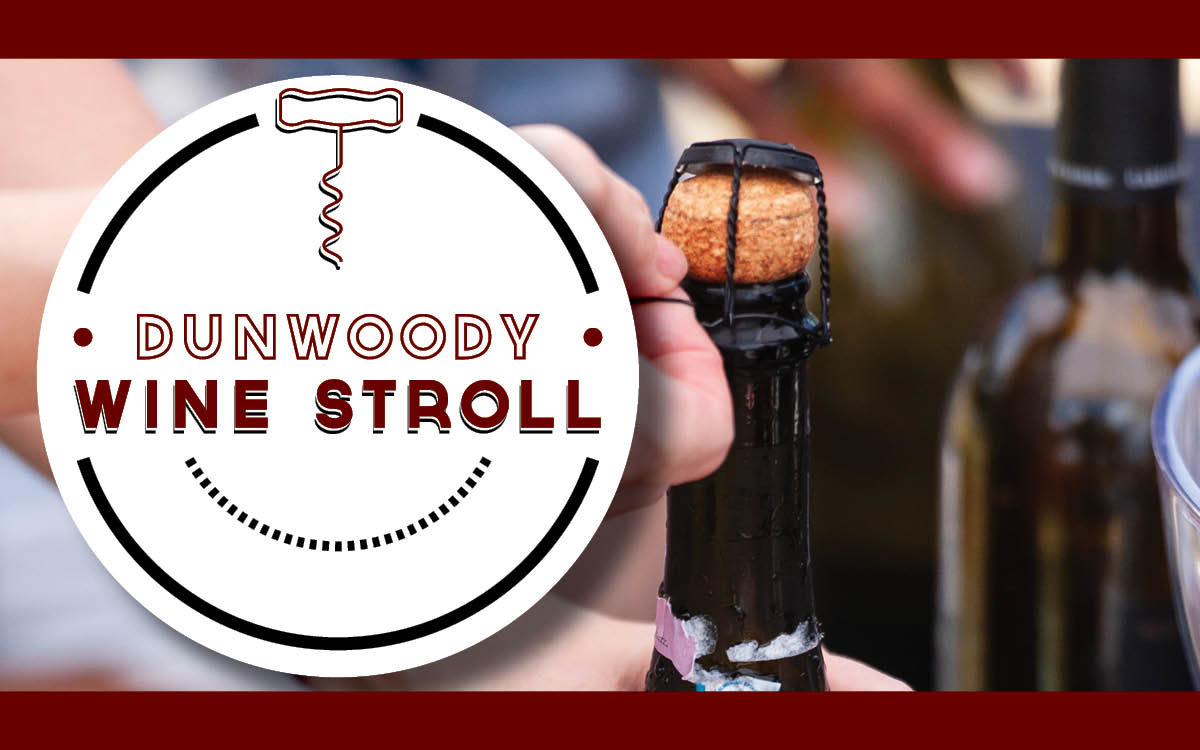 3rd Annual Dunwoody Wine Stroll