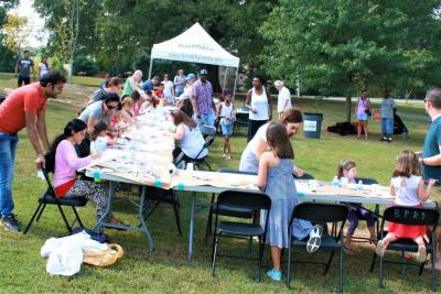Artists of all ages invited to 'Paint the Park' event at Blackburn Park