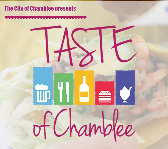 12th Annual Taste of Chamblee Returns October 5th