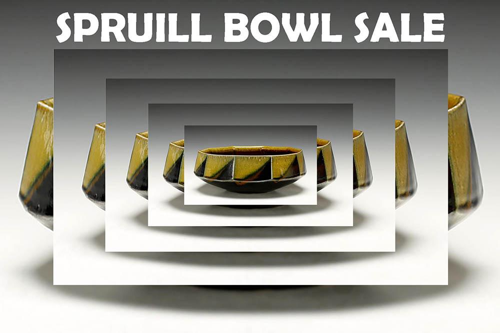 18th Annual Ceramic Bowl Sale