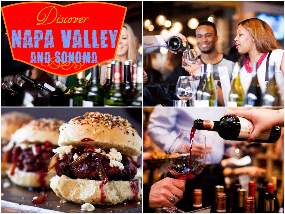 Discover Napa Valley and Sonoma Wine & Food Festival