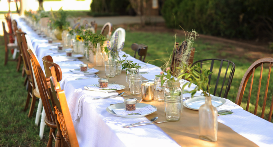 """BLUEGRASS and FARM to TABLE DINNER – """"Harvest at the Farmhouse"""""""