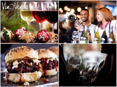 High End Holiday Food & Wine Festival