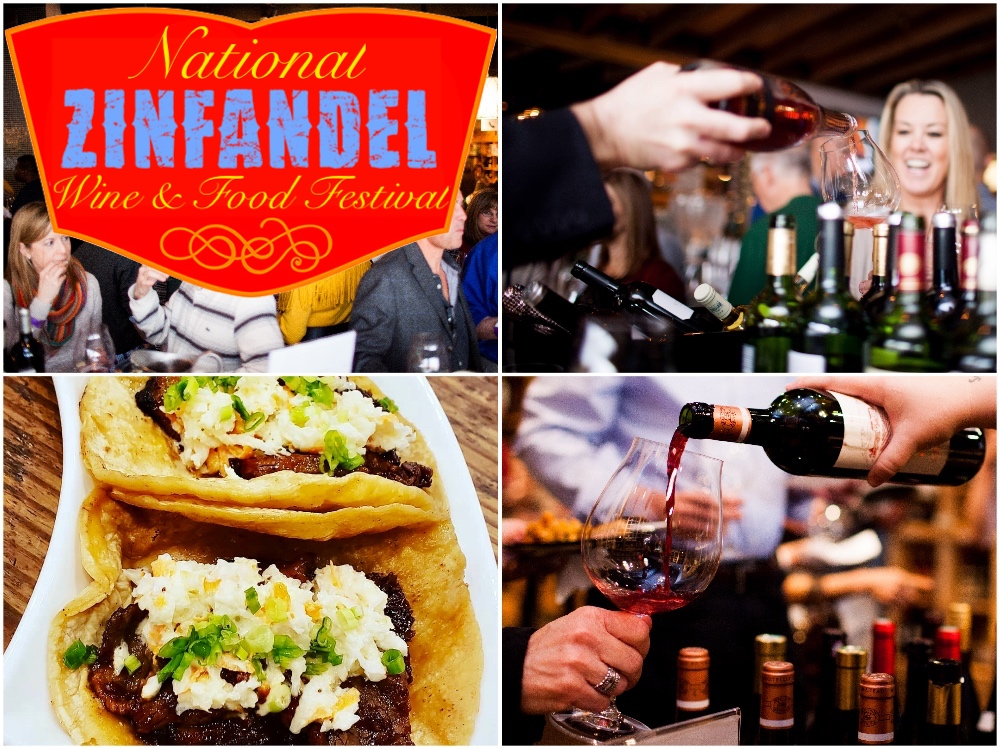 5th Annual National Zinfandel Day Wine & Food Festival!