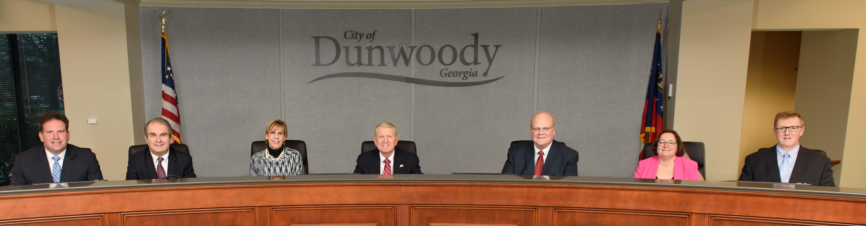Dunwoody City Council Meeting