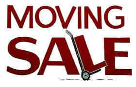 Selling out and downsizing, moving on