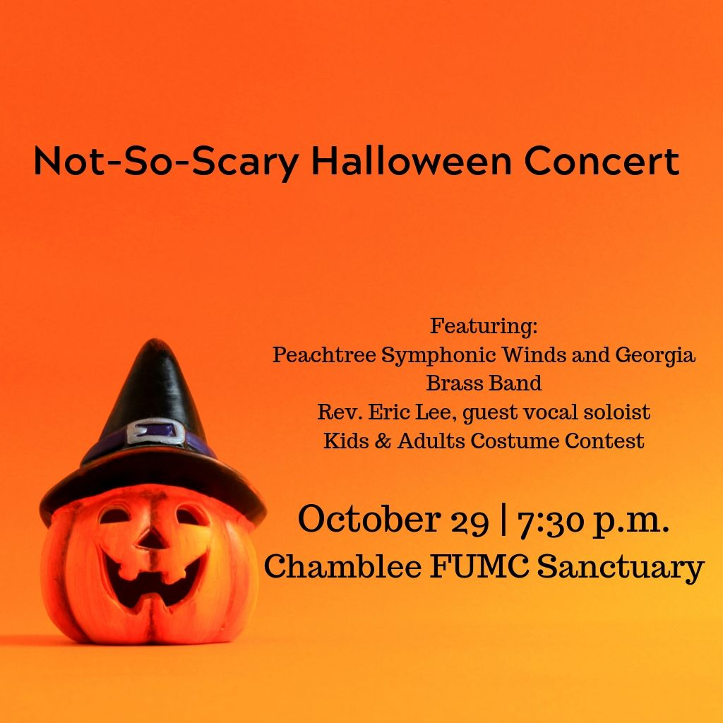 Not-So-Scary Family Halloween Concert
