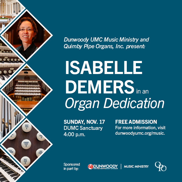 DUMC Organ Dedication Concert