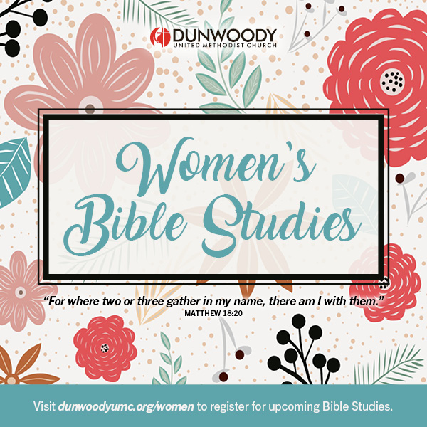 Present Over Perfect—A New Dunwoody UMC Women's Study Opportunity!