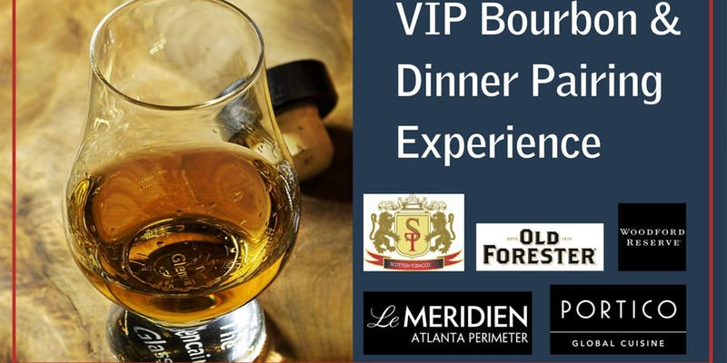 Bourbon & Dinner Pairing Experience (discount code!)