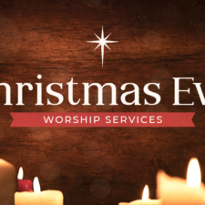 Christmas Eve Services at Dunwoody Baptist Church   (Live Options)