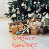 Christmas Eve at Roswell United Methodist Church (Live Options)