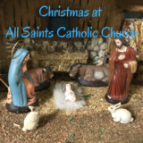 Christmas Mass Schedule at All Saints Dunwoody (live options)
