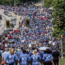 Cancelled:  36th Annual Hunger Walk Run