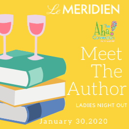 AHA! Meet the Author/Ladies Night Out at Le Meridien Perimeter