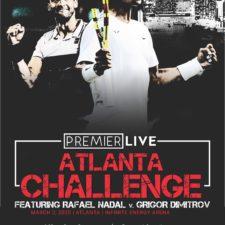 Atlanta Tennis Challenge:  Nadal vs Dimitrov
