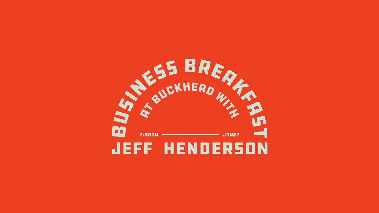Buckhead Business Breakfast