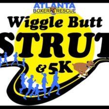 Atlanta Boxer Rescue Wiggle Butt Strut