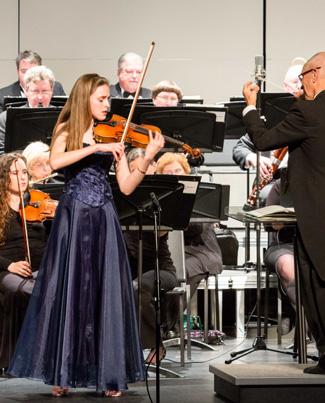 Concerto Competition Showcase Concert
