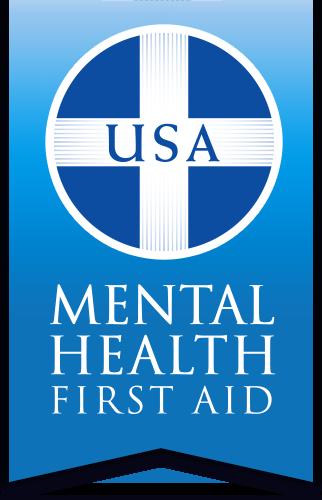Mental Health First Aid course