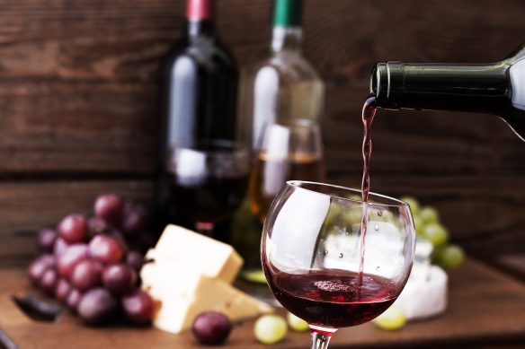 Wines of Italy, Spain and The US