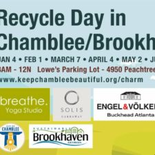 Chamblee/Brookhaven Recycling Day