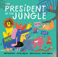 Storytime and Activities Featuring The President of the Jungle