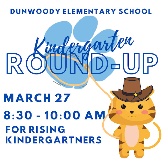Dunwoody Elementary School Kindergarten Round-Up
