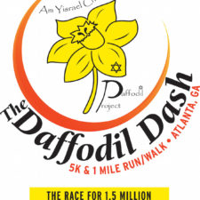 The Daffodil Dash 2020
