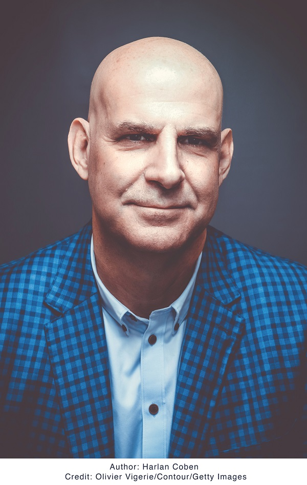 Postponed:  MJCCA Welcomes #1 New York Times Bestselling Author Harlan Coben