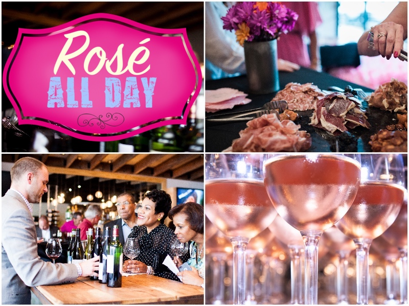 Rosé All Day: A Wine & Food Festival
