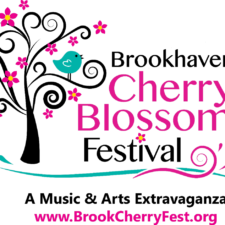 Cancelled:  Brookhaven Cherry Blossom Festival 5K/1K