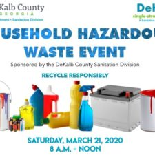 Household Hazardous Waste Recycling